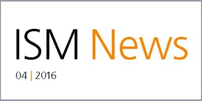 ISM News